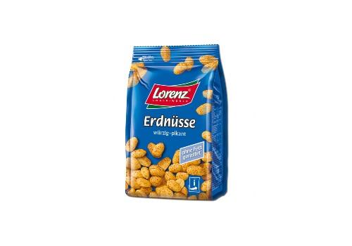 Erdnüsse Würzig - Pikant 200g