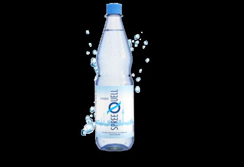 Spritziges Mineralwasser - 1L