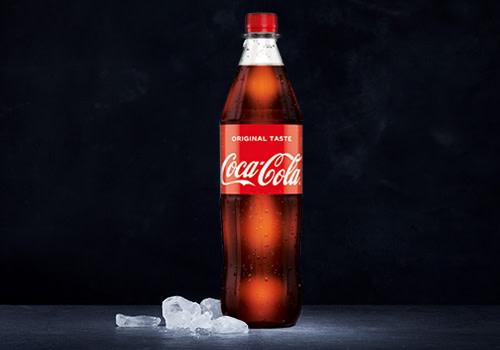 Coca-Cola 1,0l PET