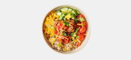 Beef Burrito Bowl