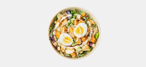 Caesar Chicken Salad