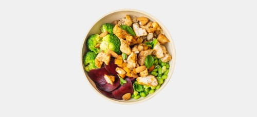 Protein Chicken bowl