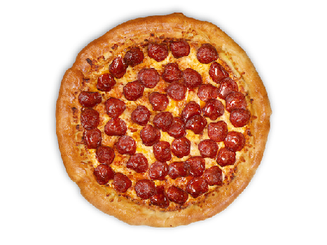 Pepperoni Lover´s, Cheezy Crust