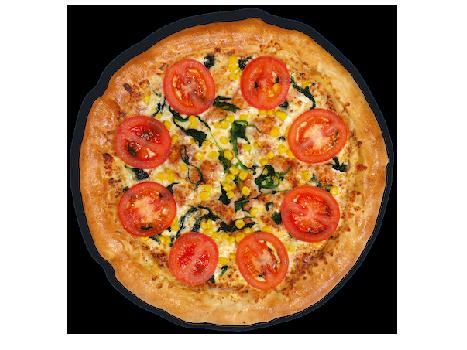 Veggie Deluxe, Cheezy Crust