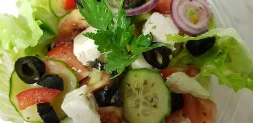 Athen Salat