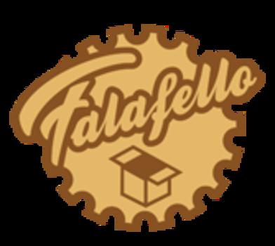 Falafello Box Menü