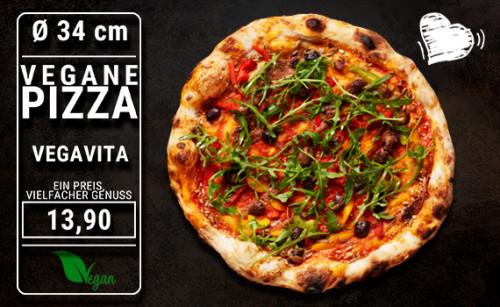 Pizza Vegavita Ø 34cm