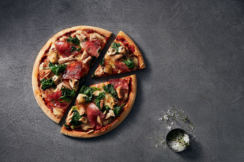 Pizza Kuntabunt