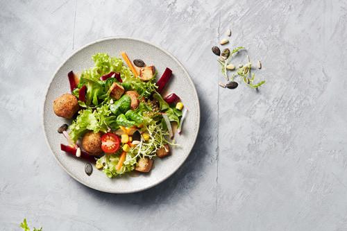 Salat Falafel Fresh