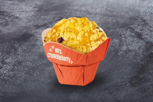 Mrs. Crumbleberry Muffin