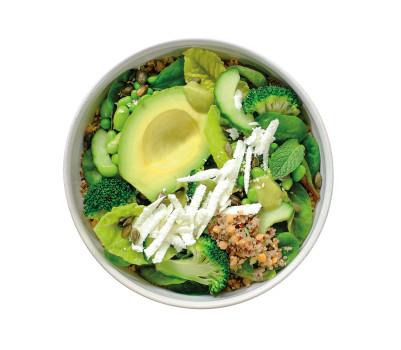 Super Green Salat