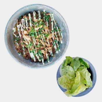 Tan Tan  Salad