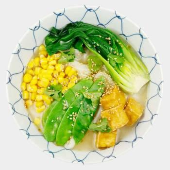Miso Tofu Udon