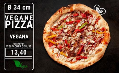 Pizza Vegana Ø 34cm
