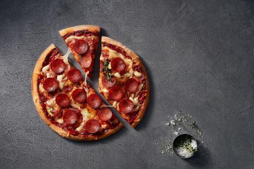 Pizza Peperonisalami (halal) ø 26cm