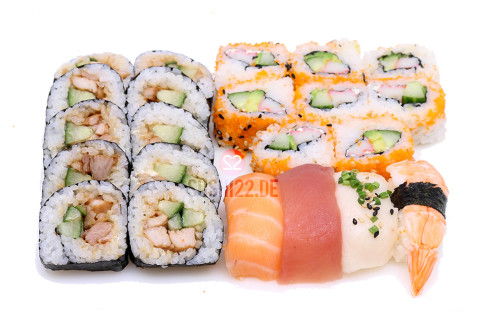 Sushi22.de  Mixed Box -  22 Stck