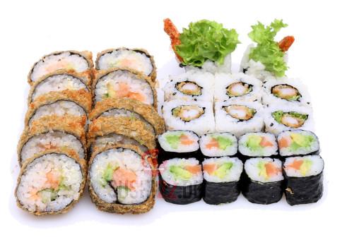 Tempura & InsideOut SushiBox – 26 Stk