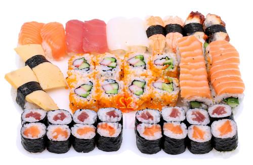 Small Party SushiBox (44 Stk)