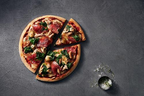 Pizza Kuntabunt (halal) ø 26cm