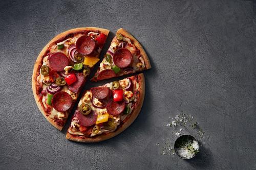 Pizza Morgenland (halal) ø 26cm