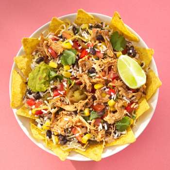 Bowl Pulled Chicken