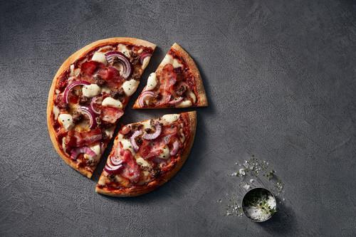Pizza Gaucho (halal) ø 26cm