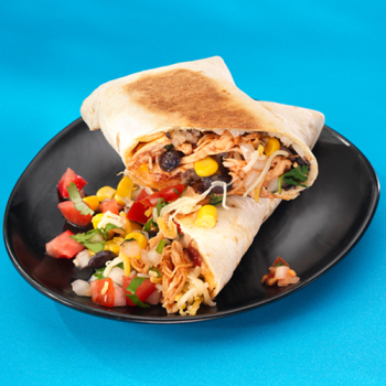 Burrito Pulled Chicken
