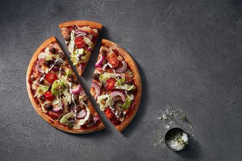 Pizza Bosporus (halal) ø 26cm