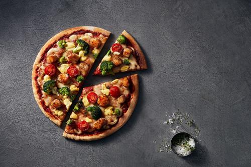 Pizza Farmer's Club (halal) ø 26cm