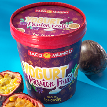 Yoghurt Passion Fruit