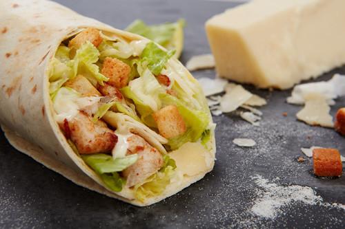 Caesar Wrap (halal)