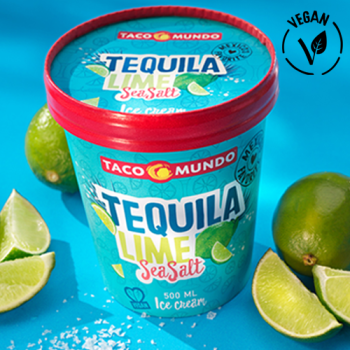 Tequila Lime Sea Salt (Vegan)