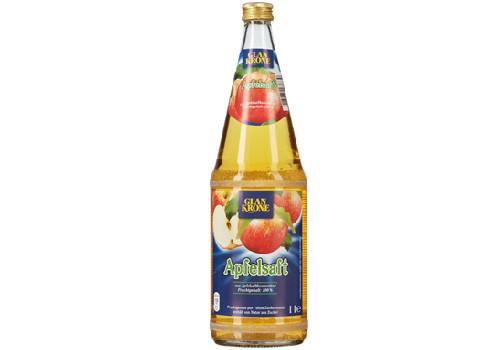 Apfel-Saft 1L