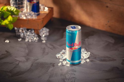 Red Bull sugarfree 0,25l Dose