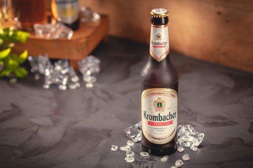 Krombacher alkoholfrei 0,33l Fl.