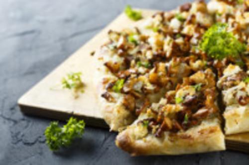 Pizza Veggie Pfiffikuss