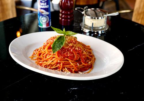 Spaghetti Chitarra Pomodoro