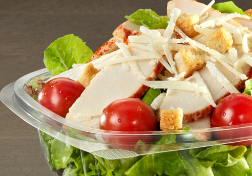 Salat Chicken Caesar