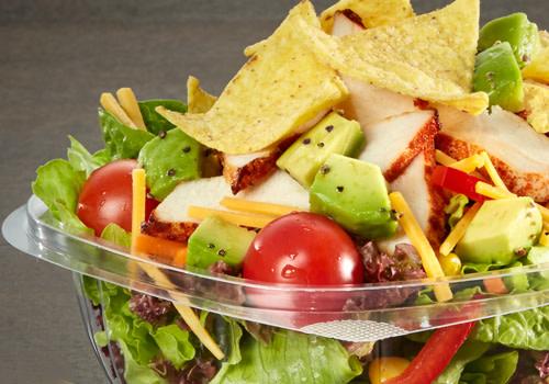 Salat des Monats Chicken Mexicado