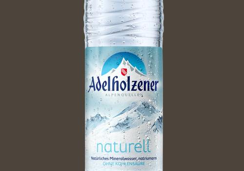 Adelholzener Wasser naturell