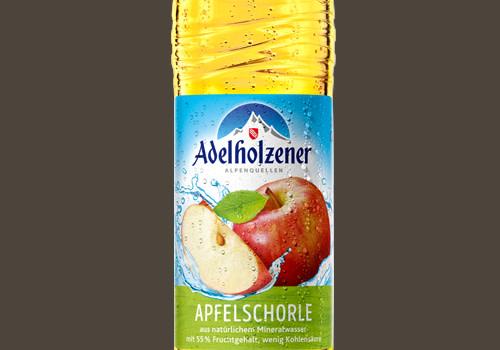 Adelholzener Apfelschorle