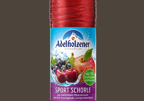 Adelholzener Sport-Schorle