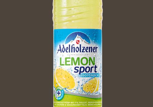 Adelholzener Lemon Sport