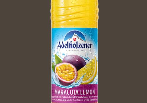 Adelholzener Maracuja Lemon