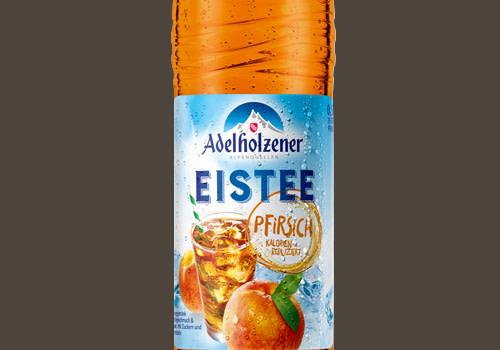 Adelholzener Eistee Pfirsich