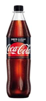 Coca Cola Zero 1l.