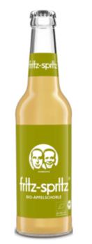 fritz-spritz bio 0,5l  apfelsaftschorle