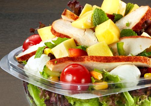 Salat Chicken Mango (DdW)