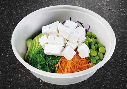 Poké Bowl Veggie
