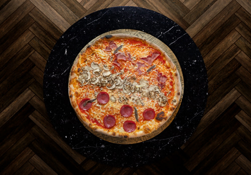 Pizza Canarino
